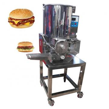 Burger Patty Press Maker Hamburger Stuffer Machine