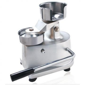 Food Grade Manual Aluminium Mini BBQ Burger Press Patty Maker