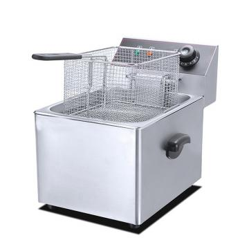 Continuous Fish Fryer with Capacity 250-500kgs/ Hr Canned Fried Fish