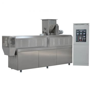 Snack Extrude Machine Potato Chips Snack Food Machine / Puffed Snack Foods Making Production Extruder