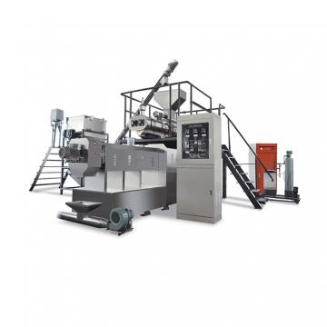 Automatic Stainless Steel Big Capacity Pet Food Making Machine