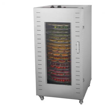 Electric Hot Air Fish Fruit Vegetable Food Dryer Drying Dehydrator Machine