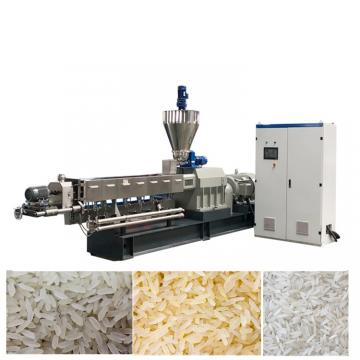 Instant Cooked Artificial Puffed Rice Production Line Machine