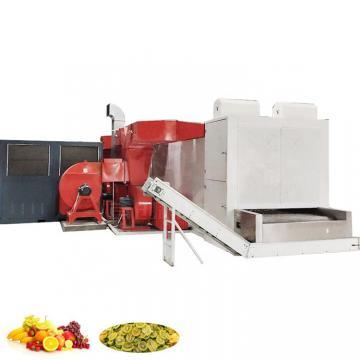 Food Drying Equipment Conveyor Mesh Belt Dryer Potato Chips Dryer Machine