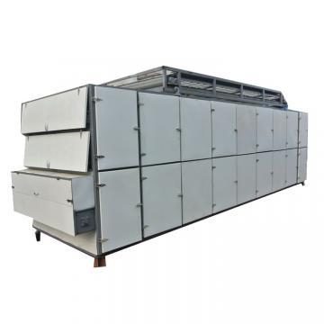 Conveyor Mesh Belt Type Air Drying Machine / Vegetable Dryer Machine