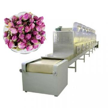 Industrial Equipment High Quality Cannabis Leafs Continuous Conveyor Mesh Belt Dryer Leaf Moringa Leaves Rose Flower Drying Machine