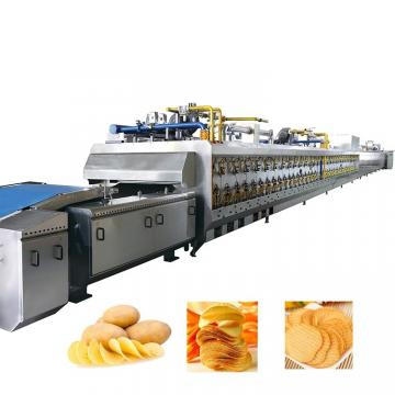 New Condition Fresh Potato Chips Processing Line