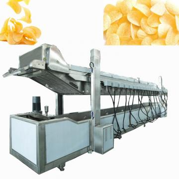 50/100/150/200/300 Kg Automatic Potato Chips Production Line