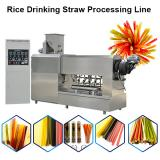 Pasta Straw Machines Making Rice Drinking Straw Machine